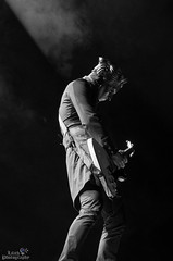 IMGP9865 (Lilith Photographyy) Tags: photography concertphotography concert ghost gothic goth music musicians singer guitarist bassist guitar bass metal portrait blackandwhitephotography blackandwhite satanist satanic evil devil pope demons popeemeritusiii makeup