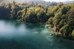 Plitvice Lakes (desomnis) Tags: plitvicelakes croatia autumn lake nationalpark canon6d 6d canon tamron2470mm 2470mm tamron plitvice trees nature landscape landscapeshot desomnis travel traveling