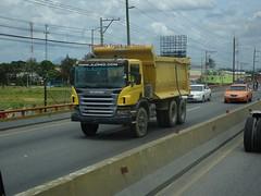 Scania P420 (RD Paul) Tags: scaniap420 truck camion dominicanrepublic repúblicadominicana santodomingo trucks camiones