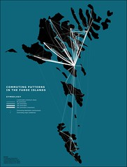Commuting in the Faroe Islands (Renno Hokwerda) Tags: faroe faroes faroese islands færøerne færøer färöer färöerinseln maps commuting migration tunnels vágar norðoyar tórshavn sandoy eysturoy skálafjørður eysturoyartunnilin cartography map circle diagram