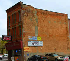 Buffalo Ghost Sign (jmaxtours) Tags: buffaloghostsign ghostsign buffalo buffalonewyork newyork sign oldsign restaurant cheapest washingtonsquarebargrill washingtonsquare bargrill