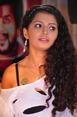 Indian Actress DISHA POOVAIAH Hot Photos Set-1 (20)