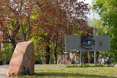 Das_Auge (chipdetty) Tags: germany magdeburg stadtpark rotehornpark