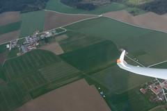 Flugplatz Schönberg (Roland Henz) Tags: fliegen segelfliegen segelflug dassu unterwössen 2017 23042017 schönberg flugplatz luftbild luftaufnahme