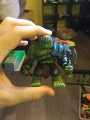 Gladiator Hulk WIP #2 (Wavy Films) Tags: 2