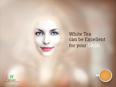 Why White Tea can be Excellent for your Skin (halmaritea) Tags: white tea