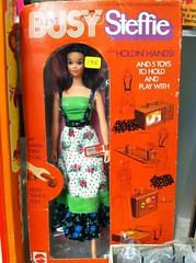 Busy Steffie (stacyinil) Tags: gaw barbie