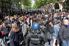 DSC07687.jpg (Reportages ici et ailleurs) Tags: frontnational lycéen paris macron election présidentielle élection seçim presidential manifestation contestation lepen