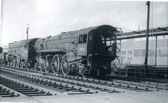 img669 (OldRailPics) Tags: steam locomotive british railways br train crewe works 71000 duke gloucester 60026 miles beevor
