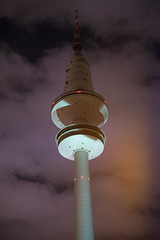 Hamburg at Night (Bjoern Jagdmann) Tags: hamburg night televisiontower