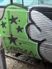 vanessa (*mar*) Tags: vanessa streetart art train graffiti urbanart trainspotting oldpics 2007 comboio