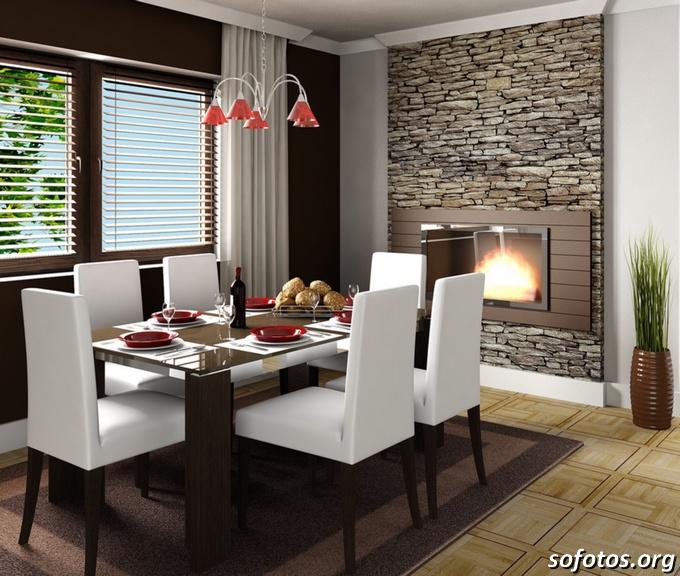 Salas de jantar decoradas (78)