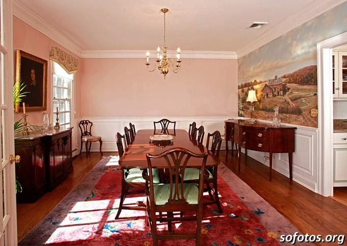 Salas de jantar decoradas (6)