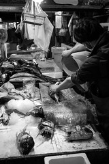 Washing the fish, Tsukiji Fish Market, Tokyo (fabiolug) Tags: street leica people blackandwhite bw fish water monochrome japan night 35mm table japanese tokyo blackwhite bucket workers asia market jobs working streetphotography stall rangefinder summicron seafood worker monochrom job fishmarket washing biancoenero tsukijifishmarket streetmarket marketstall leica35mm leicam 35mmsummicronasph blackwhitephotos tokyometropolitancentralwholesalemarket leicasummicron summicron35mmf2asph 35mmf2summicronasph summicronm35mmf2asph mmonochrom leicammonochrom leicamonochrom