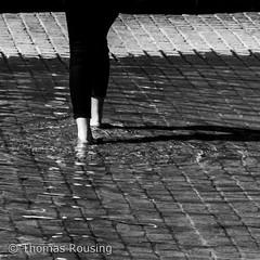 Two legged girl, without shoes (Thomas Rousing Photography) Tags: 1 2 blackandwhite copenhagen denmark feet girl legs man one shadows two water arm legged rabbit thomasrousing wwwthomasrousingdk danish dk danmark dansk kbenhavn hovedstad capital scandinavia skandinavien fotograf photographer canon print billede fotos fotografi kunst reklame editorial city kopenhagen copenhague copenaghen kpenhamn koppenhga kpenhamina kopenhag kopenhaga copenhaga kaupmannahfn kopenhaskie dinamarca danimarca danimarka dnemark thomas rousing iskandinavya danka