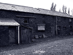 Abandoned 1 (suzanna_hughes) Tags: urban white black abandoned farmhouse landscape cottage exploration asylum denbigh urbanex
