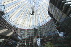 potsdamerplatz06 (Crinisus) Tags: street city sky building berlin germany outdoors angle centre wide potsdamerplatz ultra uwa