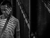 Alone (Giovanni Savino Photography) Tags: street newyorkcity shadow playground chinatown alone loneliness shadows manhattan streetphotography newyorkstreetphotography magneticart ©giovannisavino