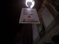 Campanha com as nossas prprias mos (Reinventar a Cidade) Tags: cidade porto ao campanha bloco contrrio esquerda 2013 candidatura autrquicas reinventar autrquicas2013 portoaocontrario