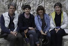 Viandanti (tullio dainese) Tags: family people person persona outdoor famiglia persone allaperto