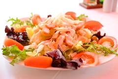 Caesar salad (SHeva4ever1) Tags: original food color salad nikon caesar j1 185 unprocessed