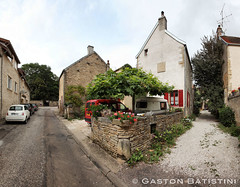 Route des grands crus, Cote-d'Or, Bourgogne, France (Gaston Batistini) Tags: panorama france burgundy panoramic panoramica bourgogne stitched batistini gbatistini canon5dmkiii gastonbatistini