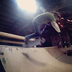 """Backside ollies are coming along nicely! • <a style=""""font-size:0.8em;"""" href=""""http://www.flickr.com/photos/99295536@N00/10782088956/"""" target=""""_blank"""">View on Flickr</a>"""