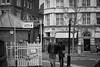 Toilets (Chelsea DeBonis) Tags: street uk greatbritain travel england bw london sign canon walking hands couple unitedkingdom britain walk toilet restroom gesture toilets bwlondon canon5dmarkiii 5dmarkiii