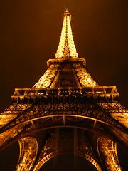 Eiffel (toltequita) Tags: travel france europa europe torre tour eiffel nightshoot toureiffel torreeiffel traveling francia parís parigi