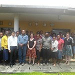 Group photo Honiara March 2013