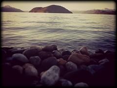nahuel huapi e islas (capitan brenda febus) Tags: naturaleza lake lago agua paisaje islas piedras