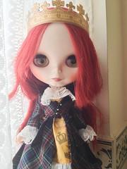 Blythe Royal Soliloquy