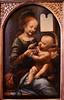 Madonna with a Flower - Benois Madonna, Leonardo Di Vinci (Diana B.) Tags: painting stpetersburg russia thehermitage hermitagemuseum dianab leonardodivinci benoismadonna madonnawithaflower