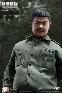 ZCWO 機動部隊 PTU 肥堂
