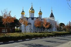 iglesia ortodoxa rusa Santa María Magdalena, Gran Vía de Hortaleza 48, Madrid. (M Roa) Tags: flickrbronzetrophygroup