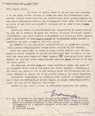 Edmondo Prati Lettera a Carlo Prati 6