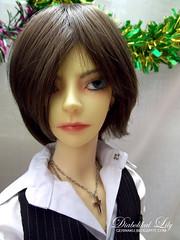 Christmas 2013 (5) (Lily Skadi) Tags: christmas bjd hao shun aod dollzone angelofdream hybridbjd fujifilmfinepixs2980