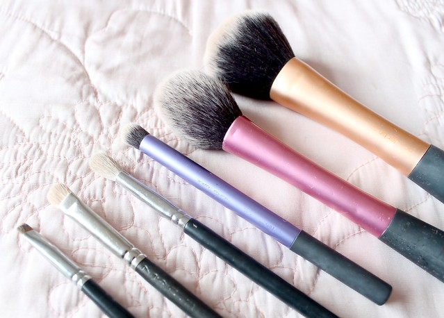 My Favourite Makeup Brushes of 2013 3
