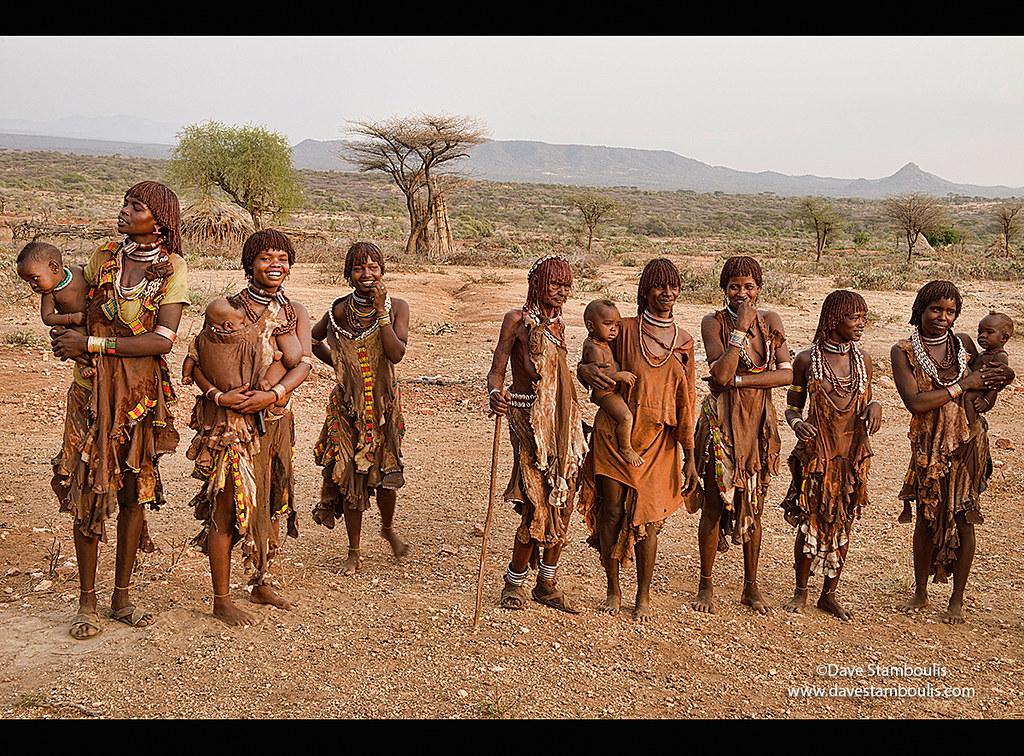 ethiopian women in the nude