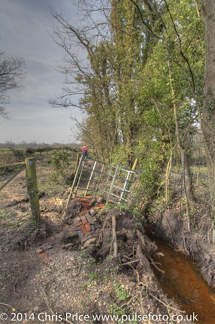 Kissing Gate, Eversley, Hampshire