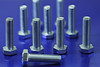 Bolts - Machine Screws (tudedude) Tags: tudedude precision engineering tools workshop fitting model machine screw macro steel thread threaded nut nutbolt bolt machinescrew fastener wingnut posidrive caphead panhead stacked stackedimage dorset gbr imagestacking zerenestacker