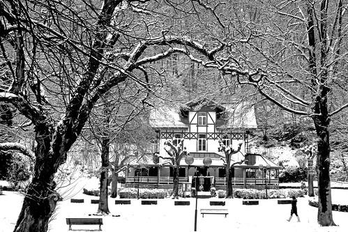 """""""La Tonnellerie"""" Parc des Sept Heures, Spa, Belgium"""