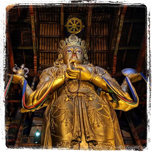 Standing Buddha 5745