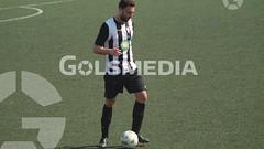 CD Almazora 1-2 Ontinyent CF (12/03/2017), Jorge Sastriques