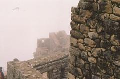 C O N C R E T O (MarlaFernanda) Tags: ruinas ruins machupicchu piedra stone film analogue analoga minolta peru cusco incas climb hill nature city