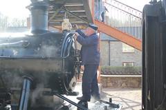 Dean Forest Railway, 15/03/17 (Aron Stenning) Tags: dfr deanforestrailway steam railway heritage steamrailway heritagerailway swjr severnwye severnwyerailway severnwyejointrailway gwr greatwesternrailway 4575 4575class smallprairie 5541 thefriendlyforestline parkend