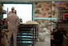 Al Aker Sweets Doha (www.iCandy.pw) Tags: alaker doha kanafeh oriental qatar sweets shop addawhah qa