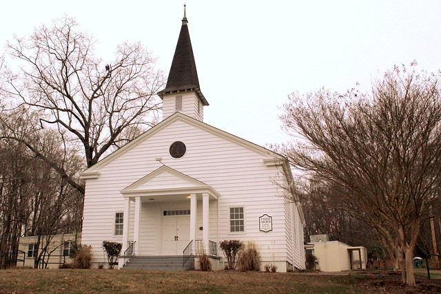 United Church, The Chapel on the Hill - Oak Ridge, TN