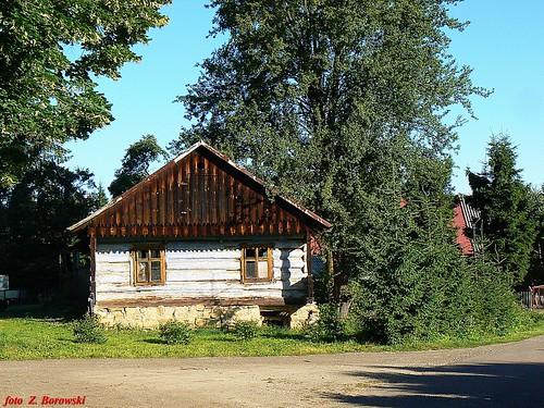 Tyrawa Solna - Galicyjska chata