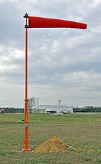 New Windsock mast _DSC0248 (massey_aero) Tags: masseyaerodrome windsock